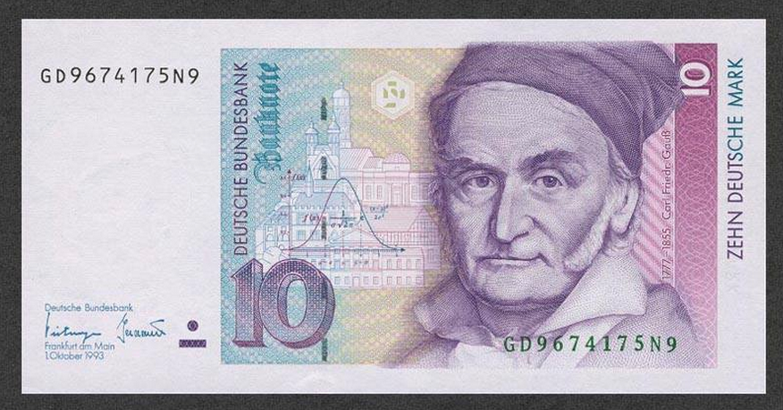 Gauss txikitan