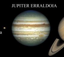 Jupiter erraldoia