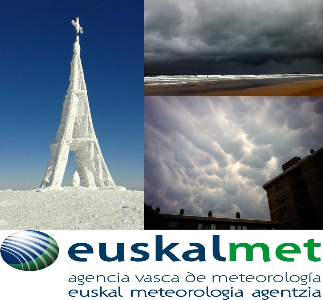 Eguraldiaz txioka: meteorologiaren oinarrizko kontzeptuak labur-labur
