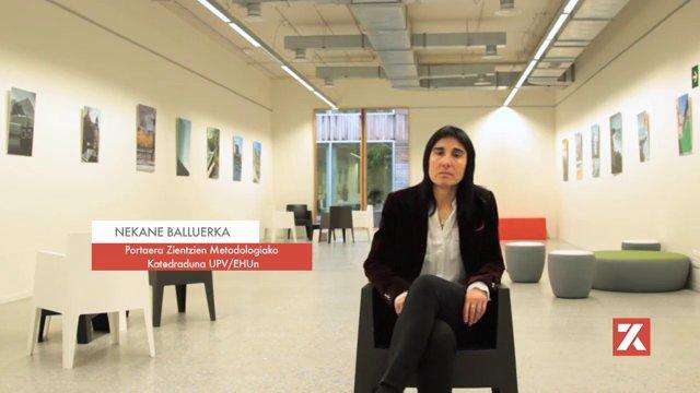 Zientzialari (2): Nekane Balluerka