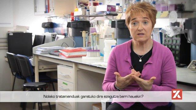 Zientzialari (3) – Ana Zubiaga