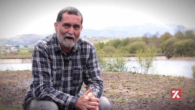 Zientzialari (4): Iñaki Antiguedad