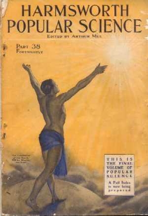 Harmsworth Popular Science argitalpenaren azken alea, 1913koa