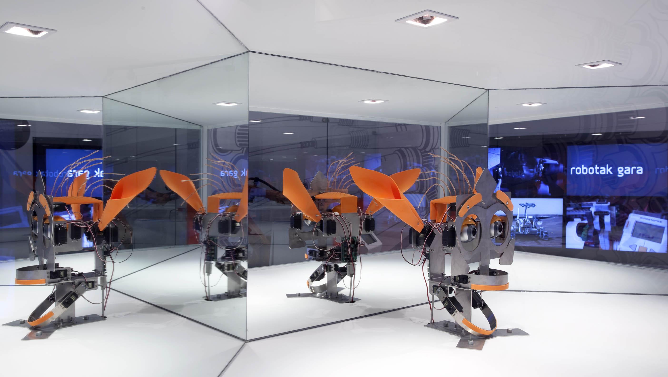 Etxerako moduko robotak