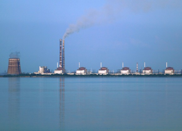 Kernkraftwerk_Saporischschja