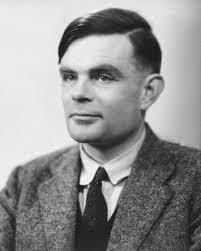Alan Turing, matematikari britainiarra