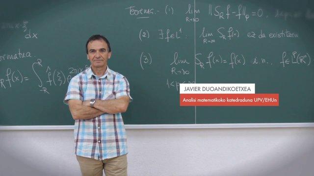 Zientzialari (9) – Javier Duoandikoetxea