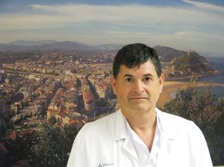 2. Irudia: Francisco Javier Eizagirre medikua, ikerketaren egilea.