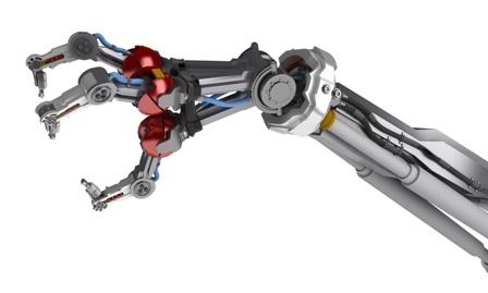 1. Irudia: Robot artikulatu baten besoa