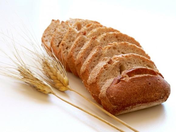 1. Irudia: zereal batzuen irinak dituen proteina batzuk , batez ere gari-irinak.