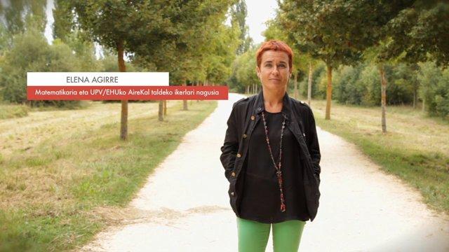 Zientzialari (13) – Elena Agirre