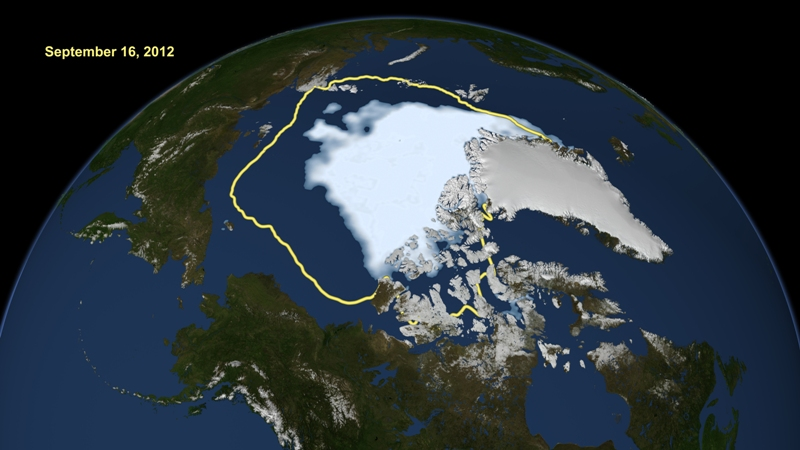 Izotzik gabeko Ozeano Artikoa