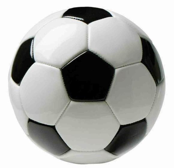3. irudia: ohiko futbol-baloia.