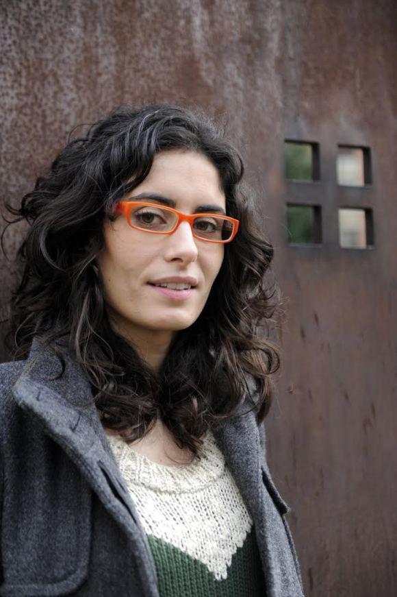 Irene Sendra Server astrofisikaria (Argazkia: Marisol Ramirez/Argazki Press)