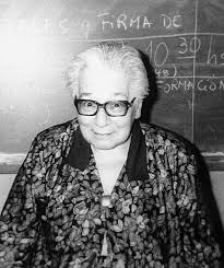 Magdalena Mouján Otaño matematikari argentinarra.