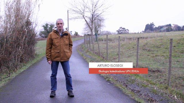 Zientzialari (22) – Arturo Elosegi