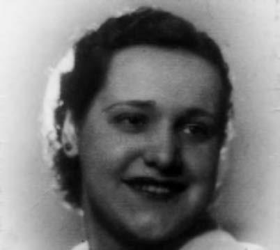 1. irudia: Luz Zalduegi Gabilondo, Euskal Herriko lehen emakume albaitaria.