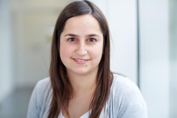 Saioa Alvarez ikertzailea (Argazkia: AZTI)