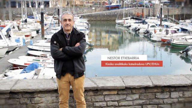 Zientzialari (23) – Nestor Etxebarria