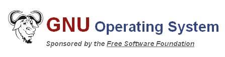 1. irudia: Software librearen ikur baten logoa.