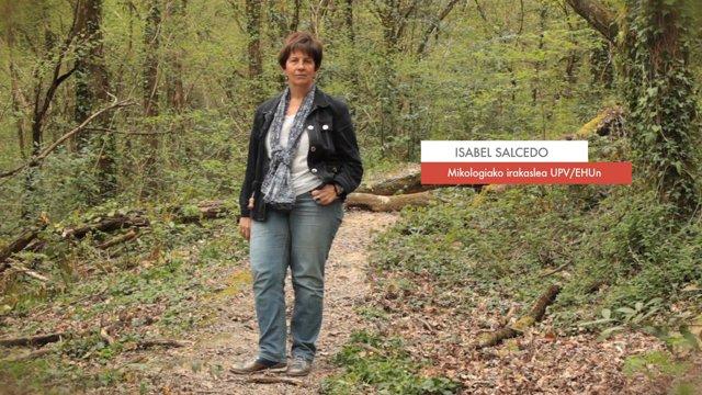 Zientzialari (28) – Isabel Salcedo