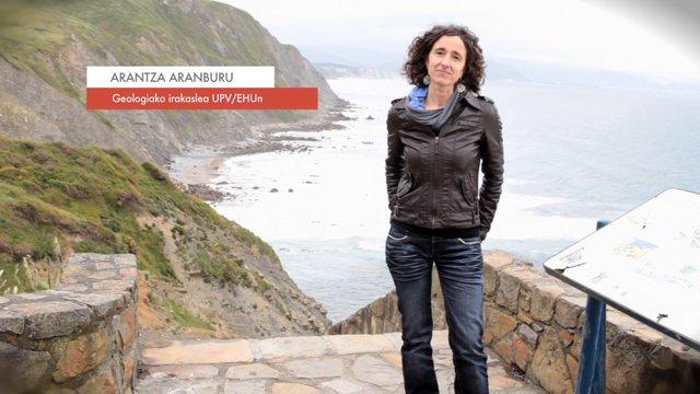 Zientzialari (30) – Arantza Aranburu