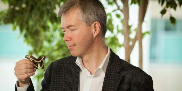 2. irudia: Jeremy Kerr, artikuluaren egile nagusia. (Argazkia: Ottawako Unibertsitatea)