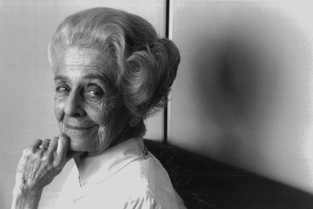 Rita Levi-Montalcini (1909-2012): sasi guztien gainetik