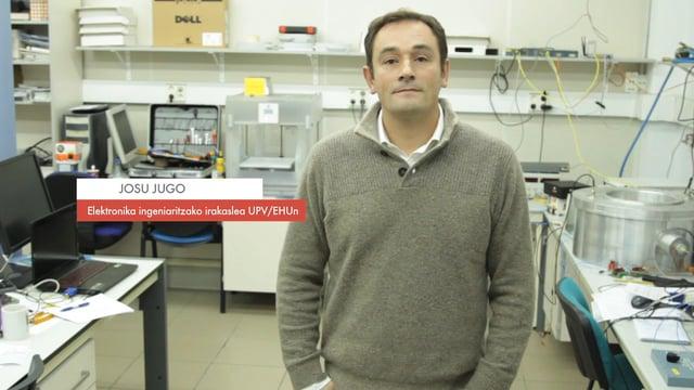 """Zientzialari (38) – Josu Jugo: """"Industry 4.0 hurrengo industria iraultza izendatzeko jaio zen"""""""