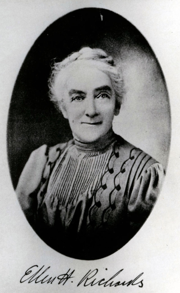Ellen-Swallow-Richards