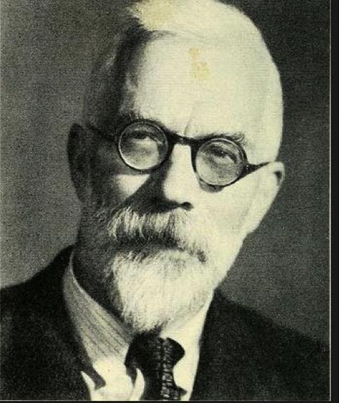 2. irudia: Ronald Fisher, populazioen genetikaren aita eta Eboluzioaren sintesi modernoaren fundatzailetako bat. RichardWeissen irudia. (Argazkia: CC-BY 2.0 lizentziapean. Wikimediaren bidez)