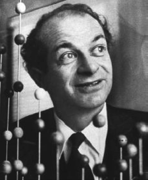 3. irudia: Linus Pauling, erloju molekularrean lan egin zuen beste gai askoren artean. 1954ean kimikako Nobel saria irabazi zuen eta 1962an Bakearen Nobel saria. (Argazkia: Wikimediaren bidez)