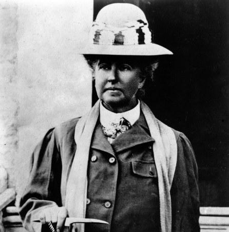 Fanny Bullock esploratzailea