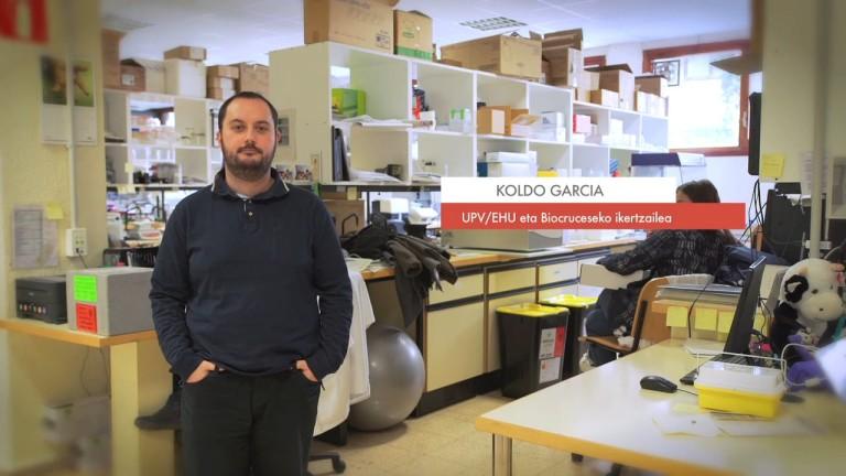 """Zientzialari (47) – Koldo Garcia: """"Lehen genoma irakurtzeko gai ginen, baina orain eraldatu dezakegu"""""""
