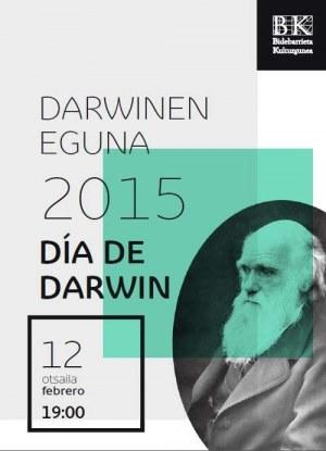 darwin eguna 2015