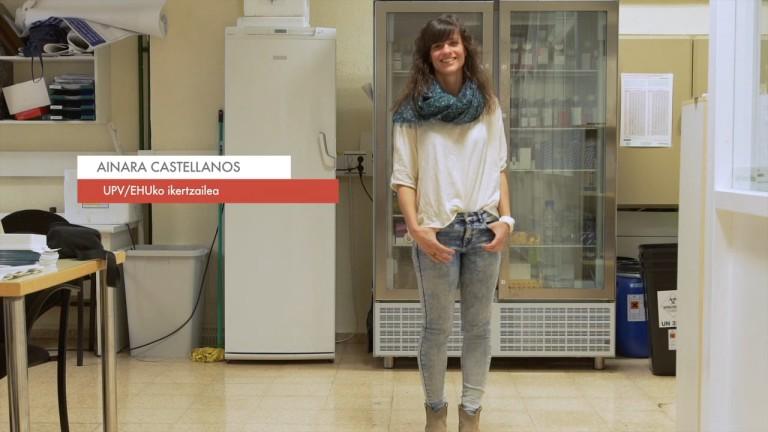 """Zientzialari (51) – Ainara Castellanos: """"Glutenik gabeko dietak ez dakarkie onurarik zeliakoak ez direnei"""""""