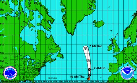 2. irudia: Estatu Batuetako NOAA-k eta NWS-k eskainitako irudia.