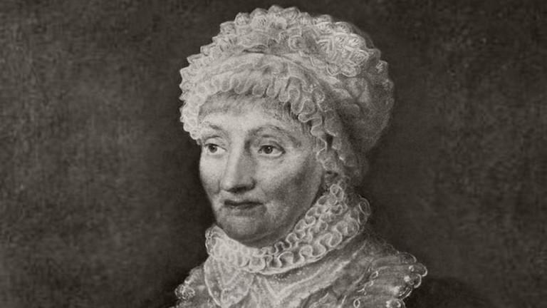 Caroline Herschel (1750-1848): Zeru izartsuari begira