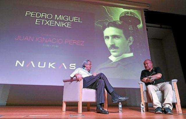Irudia: Naukas Bilbao ekitaldiko argazkia.