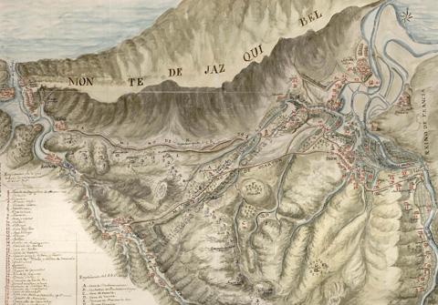 Gure lurraren historia mapetatik sarera
