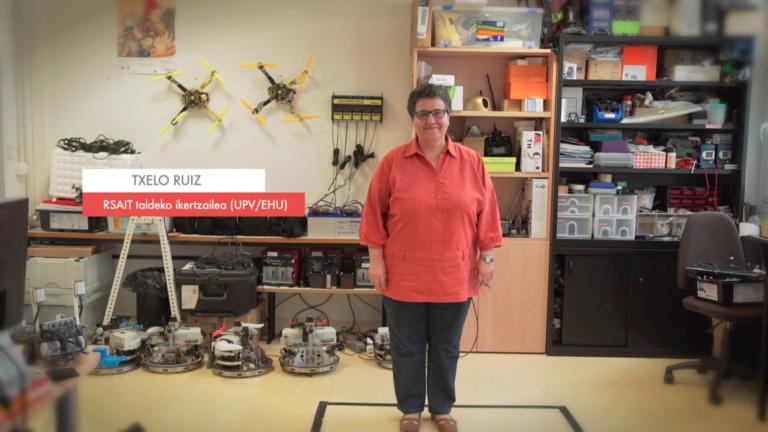 """Zientzialari (54) – Txelo Ruiz: """"Robot kolaboratiboek pertsonen sentimenduak irakurtzeko ahalmena izango dute"""""""