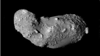 1. irudia: Apophis asteroidea. (Argazkia: NASA)