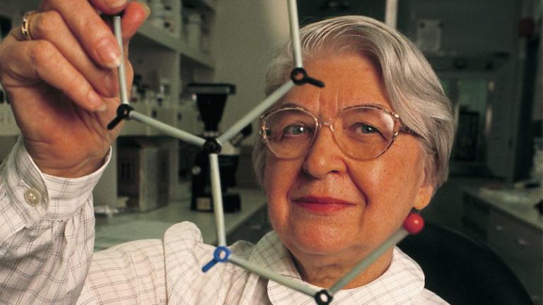 Stephanie Kwolek (1923-2014): Zuntz salbatzailearen izenean