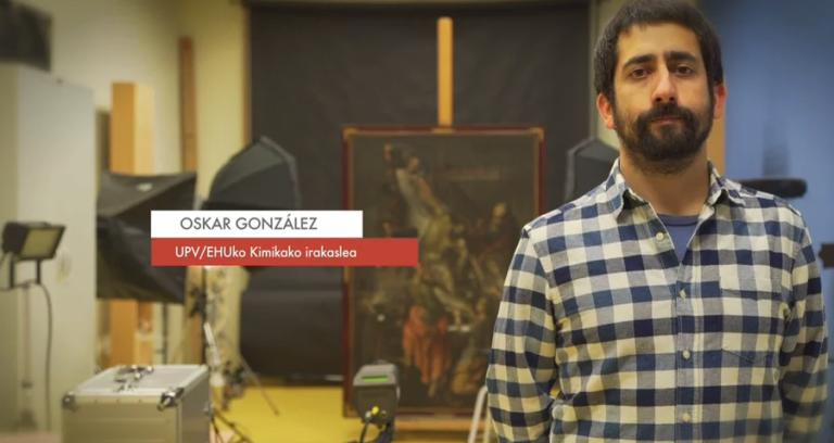 Oskar Gonzalez - Zientzialari