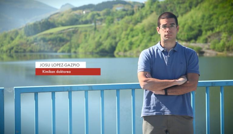 """Josu Lopez-Gazpio: """"Homeopatiaren arrakasta plazebo efektuaren bidez azaldu daiteke"""" #Zientzialari (71)"""