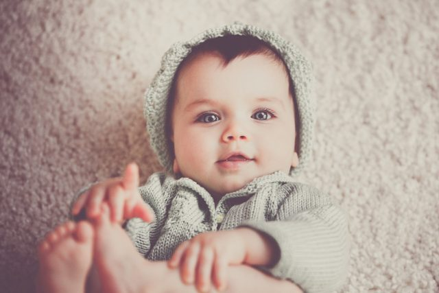 baby signalling keinuak deitikoa