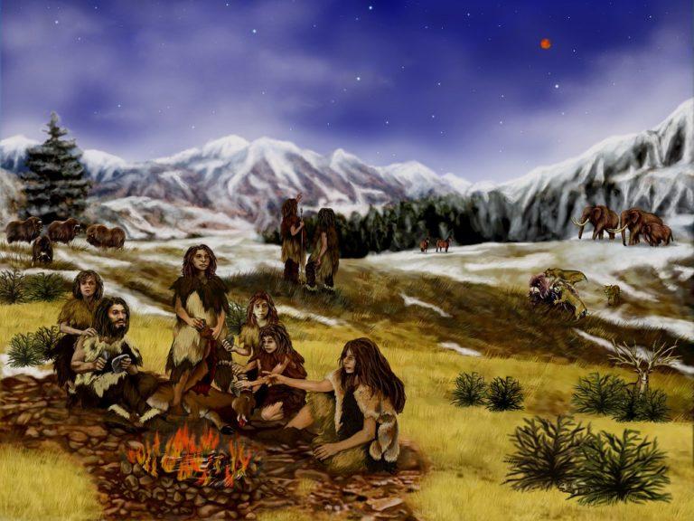 Duela 300.000 urte kokatu dute lehen giza sareen agerpena