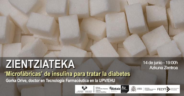 """Intsulina """"mikrofabrikak"""" diabetesa tratatzeko"""