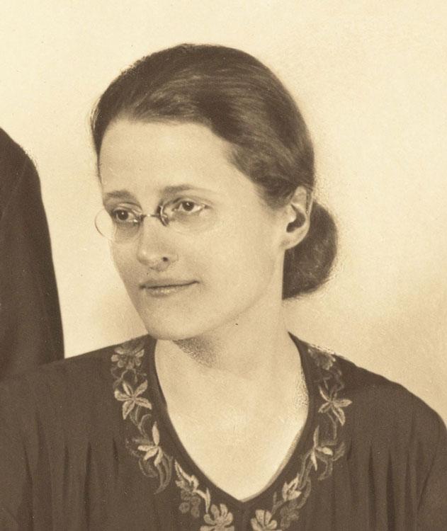 Marthe Louise Vogt (1903-2003): Garuneko mezularien atzetik