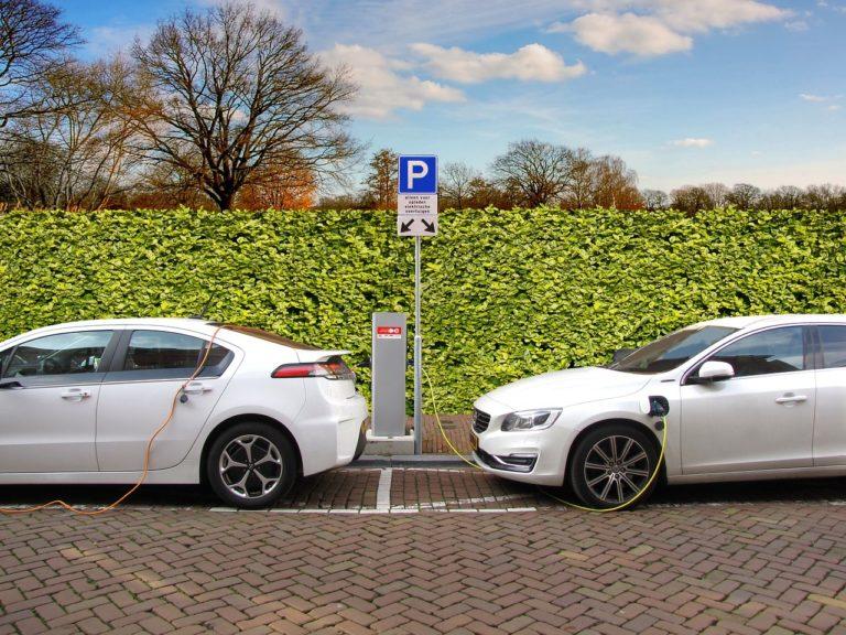 Auto elektrikoaren parabola